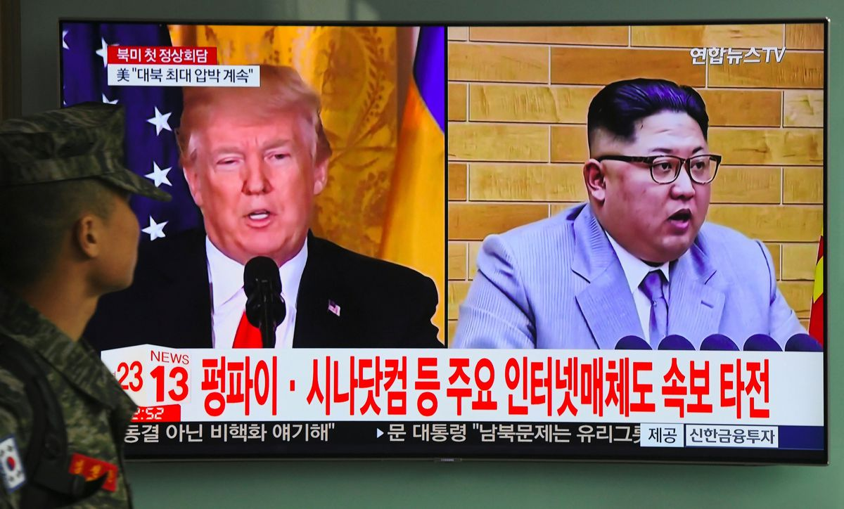 President Donald Trump and North Korean leader Kim Jong Un plan to meet in late May or early June.