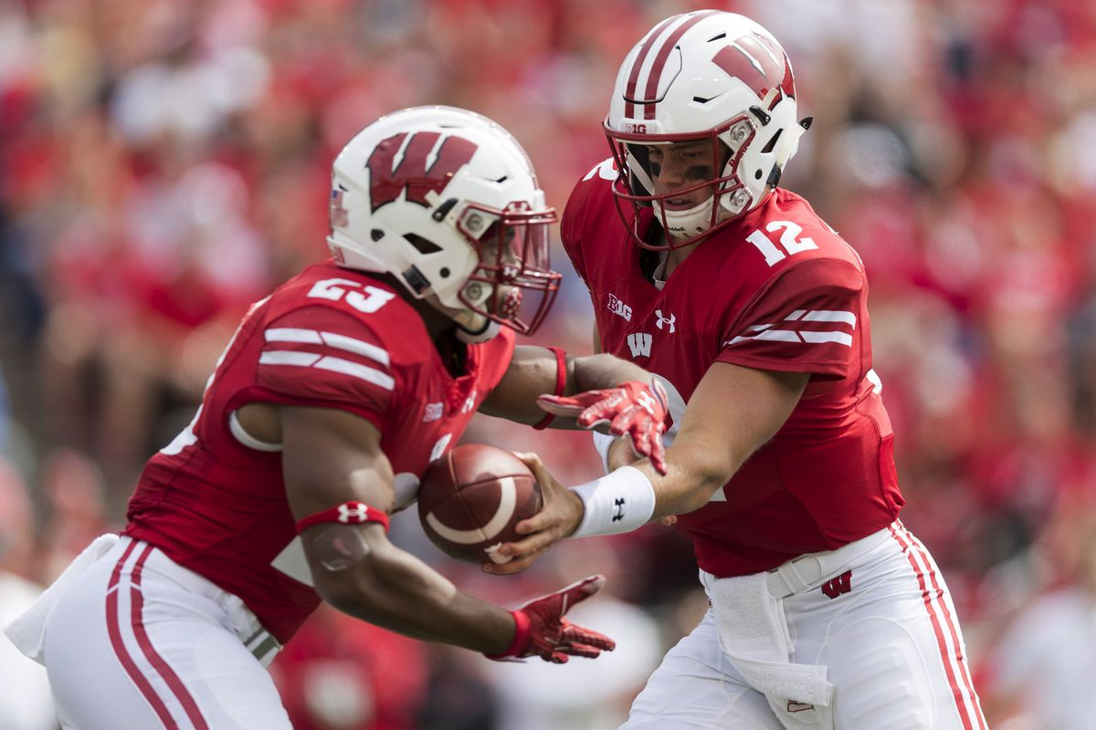 College Football Polls Rankings Week 3 Wisconsin Badgers No 6
