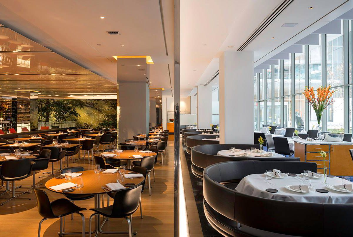 7cde242f 12 Top NYC Restaurants with Stunning Views - Eater NY