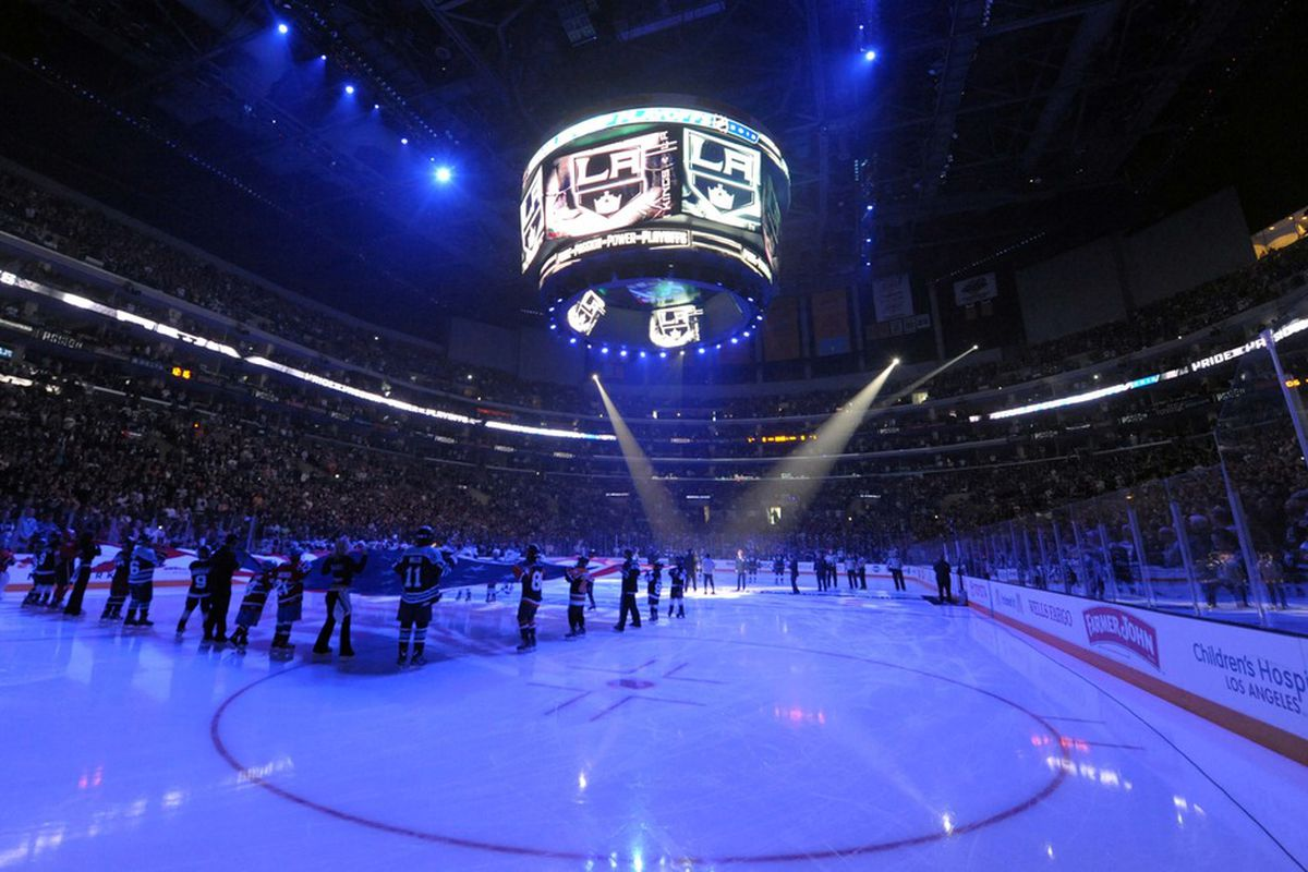 The 2012-13 NHL schedule has been released. Mandatory Credit: Kirby Lee/Image of Sport-US PRESSWIRE