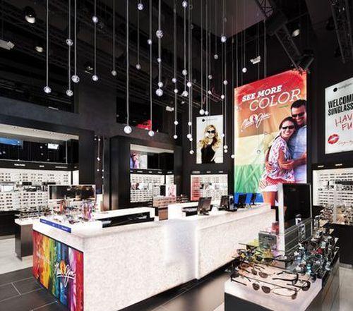 ray ban new york store