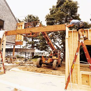 Construction For House Framing