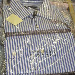 Canali shirt, $100 (was $350)