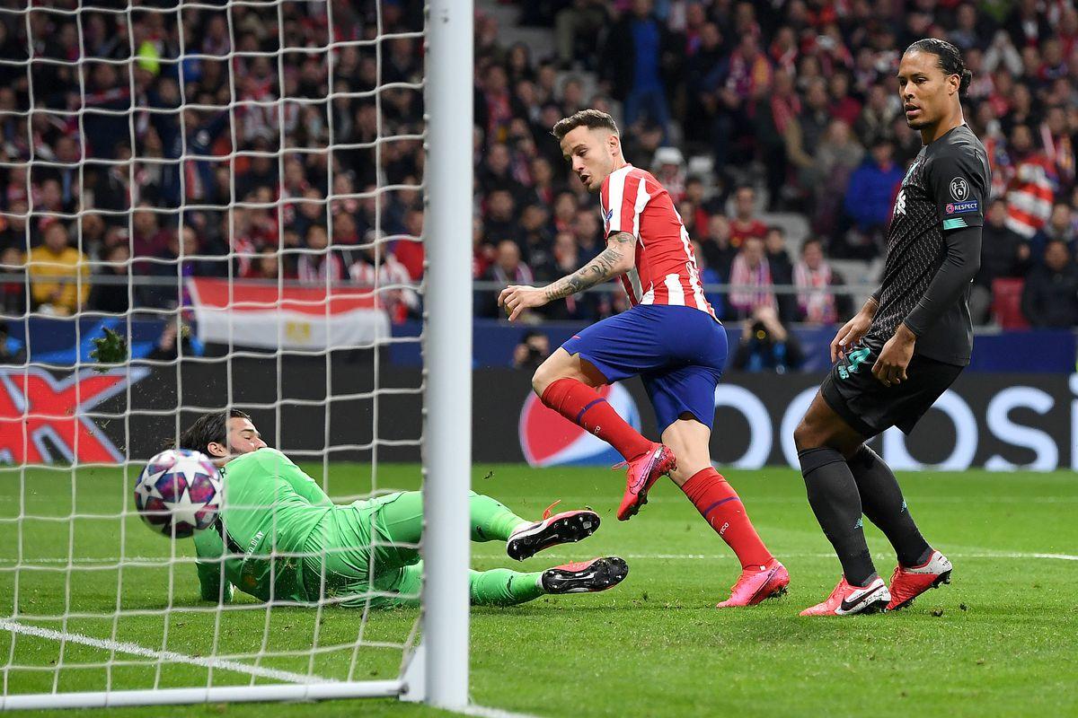 Kết quả hình ảnh cho Liverpool vs Atl. Madrid