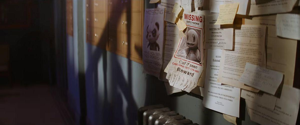 侦探皮卡丘的每一个真人神奇宝贝