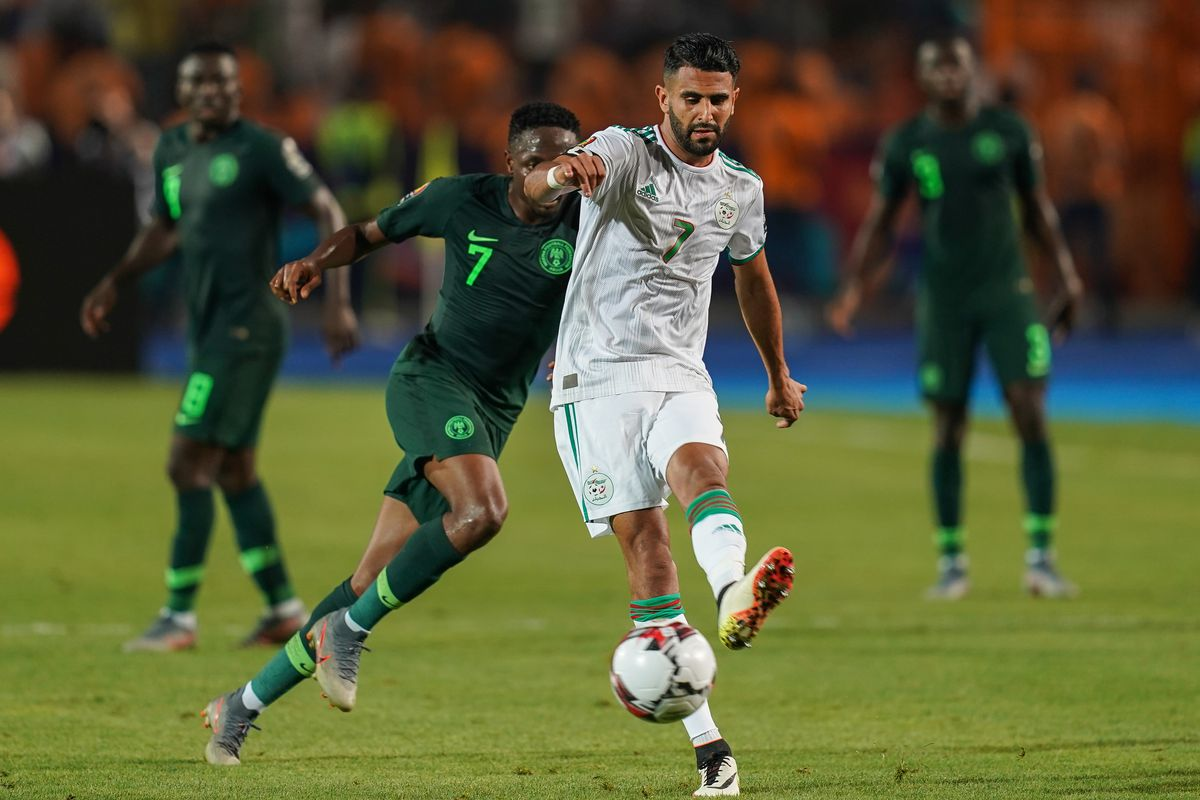 Algeria v Nigeria - 2019 African Cup of Nations