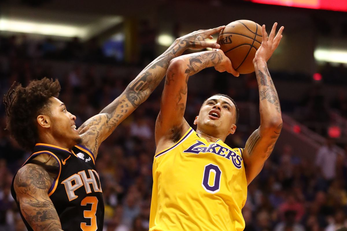 4ffabfc09b5 Kyle Kuzma says Lakers  obviously  have a trust problem - Silver ...