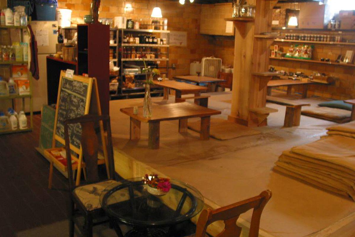 Zen Center Cafe and Co-Op