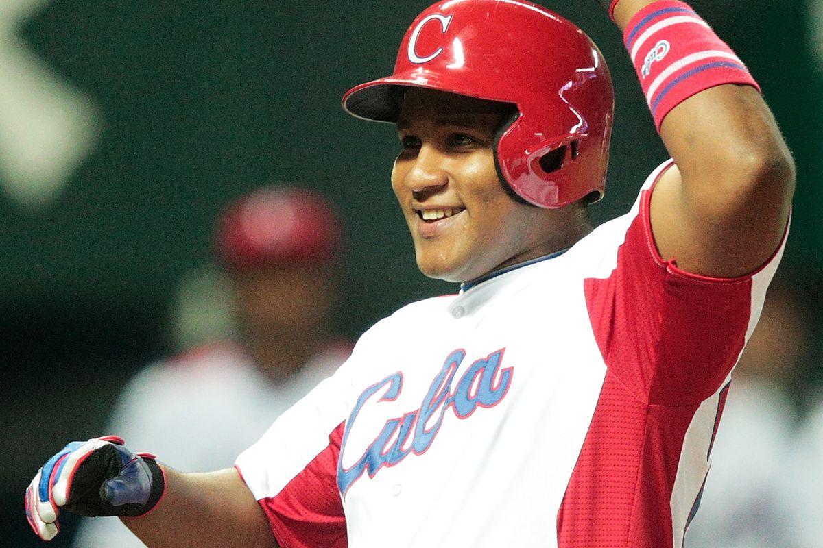 Japan v Cuba - World Baseball Classic First Round Group A