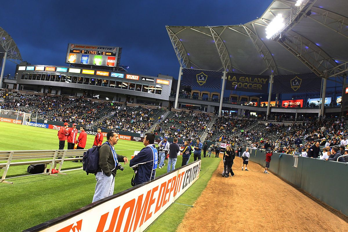 Chivas USA: May not be leaving the HDC next season after all