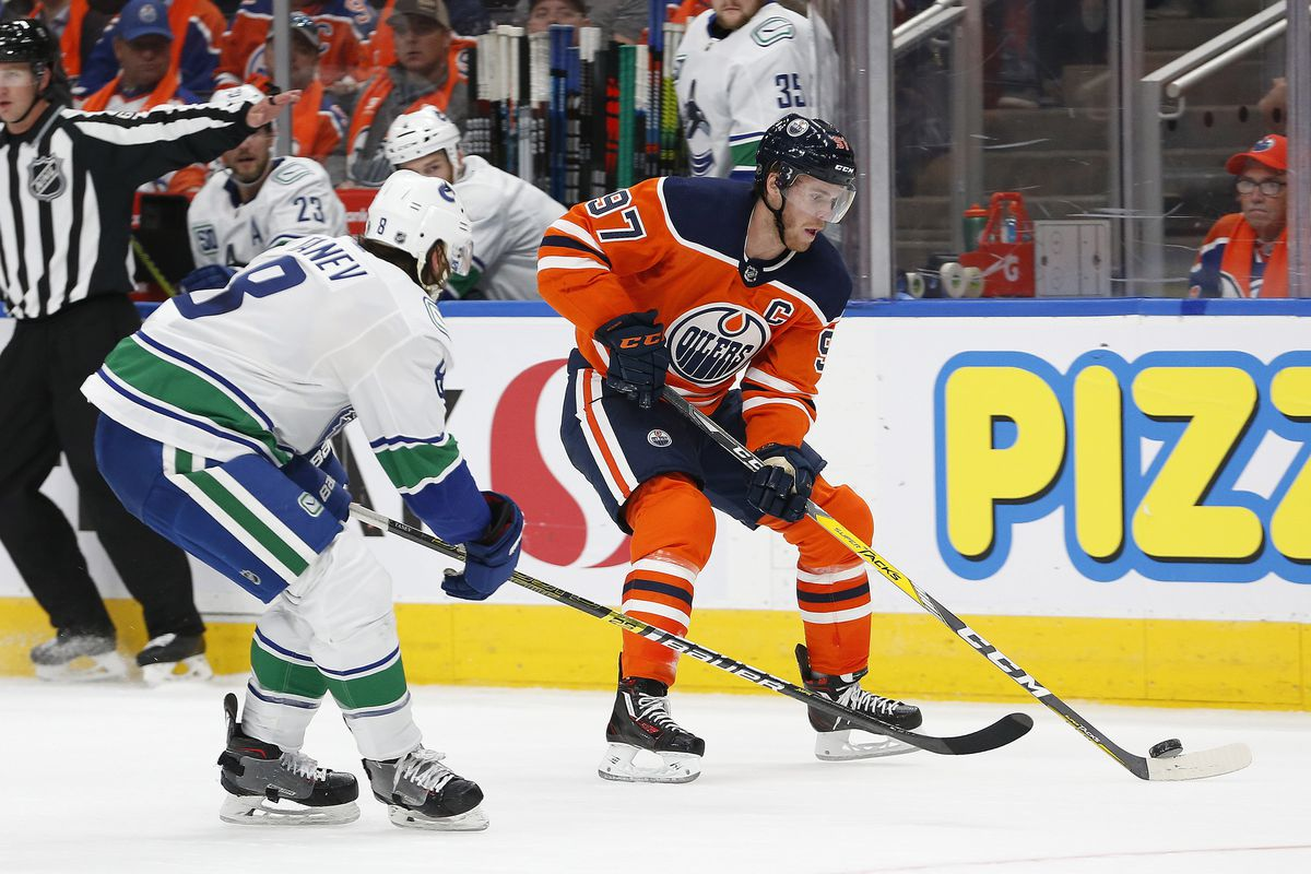 GAME PREVIEW: Edmonton Oilers vs. Vancouver Canucks
