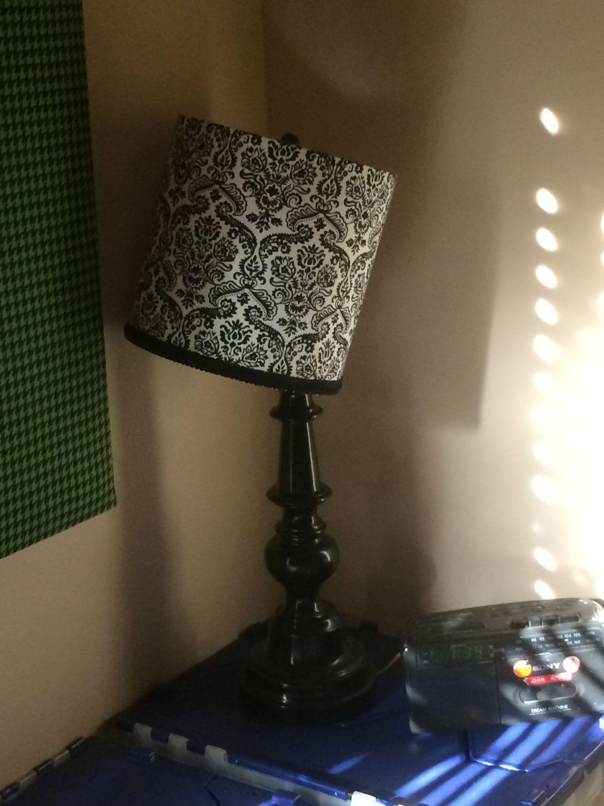 Askew Lamp