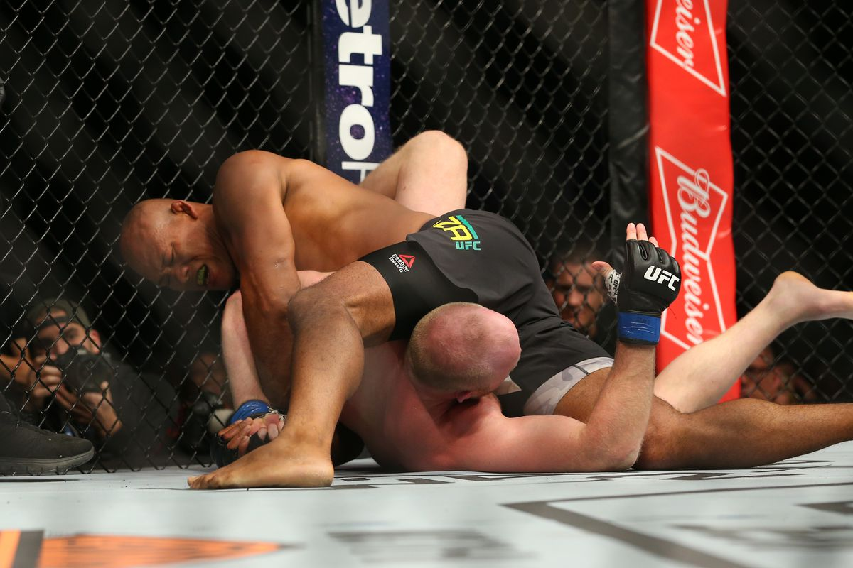MMA: UFC 208 Souza vs Boetsch