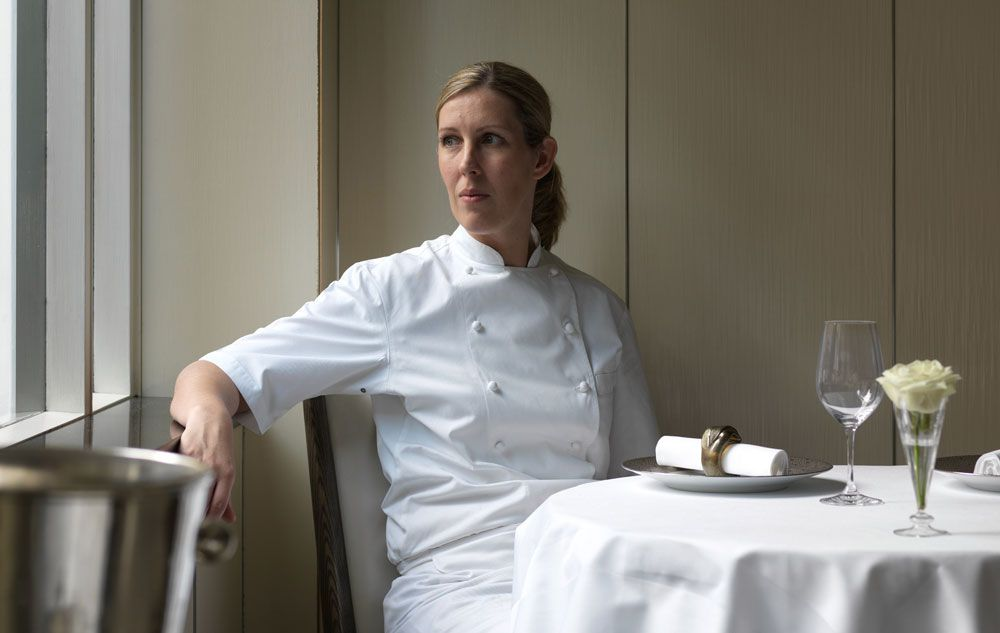 Core by Clare Smyth in Notting Hill has two Michelin stars in London