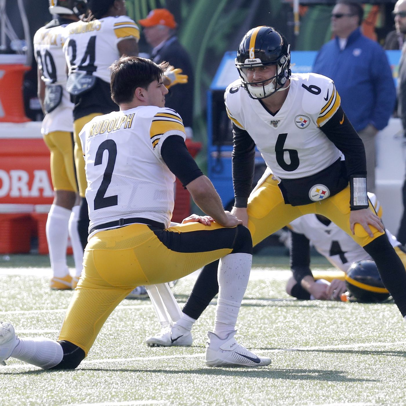 Steelers Vs Bengals Week 12 1st Quarter Live In Game
