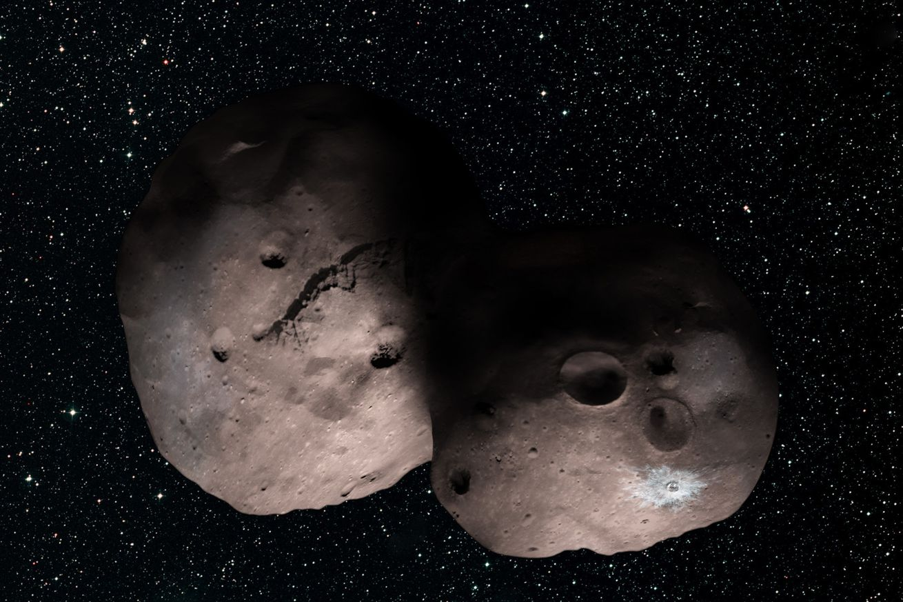someone please help nasa come up with a better name for new horizons next space target