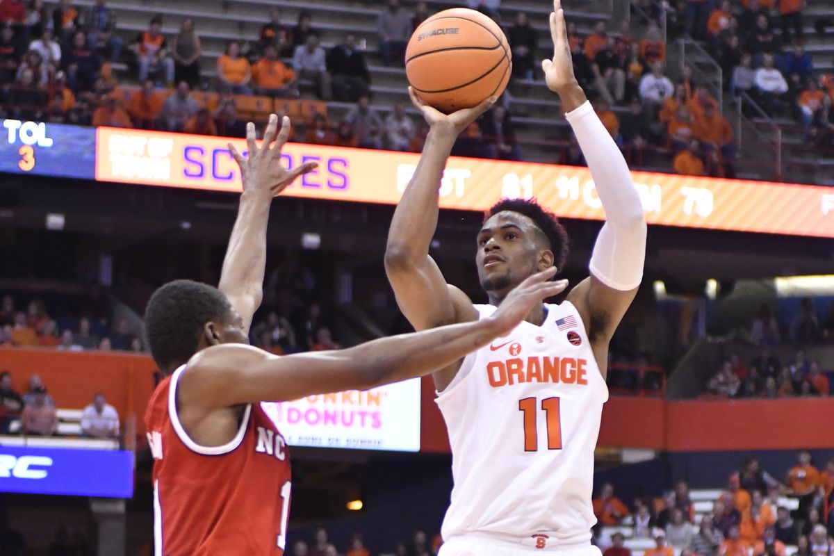 Syracuse Men S Basketball V Nc State Tv Time History More