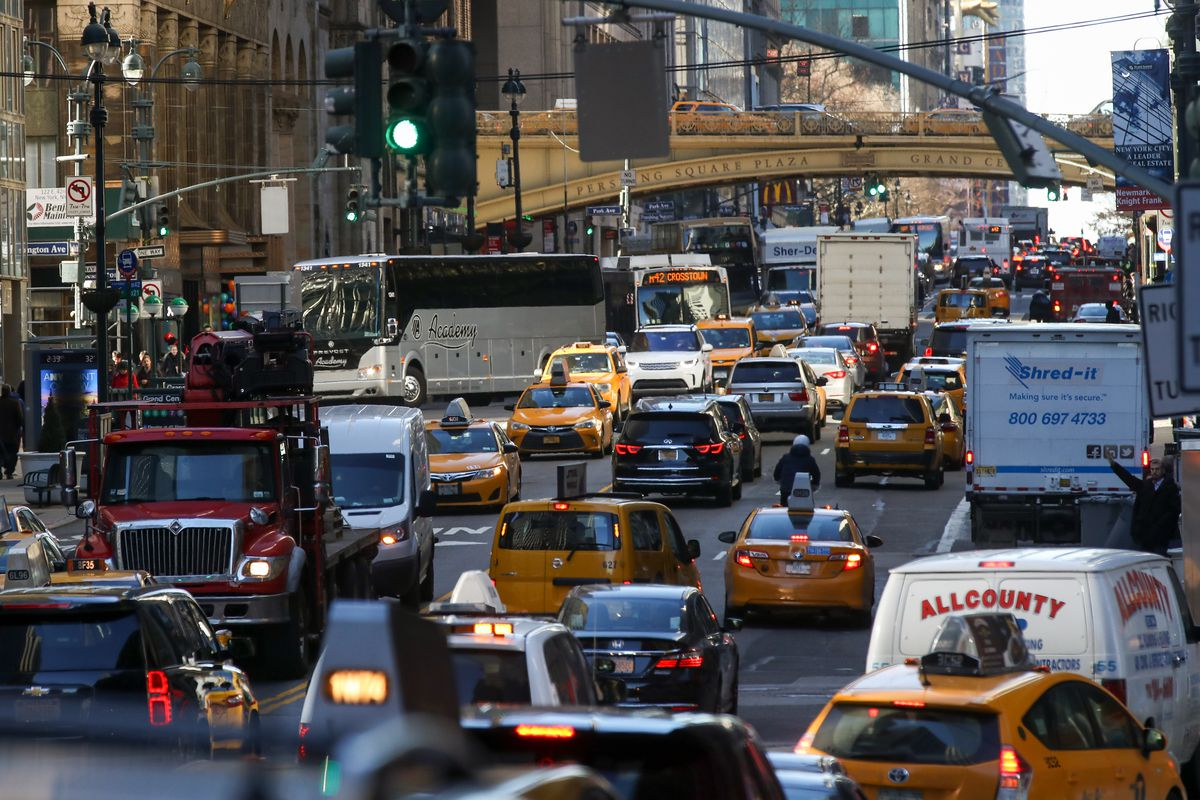 Congestion pricing in NYC: how a traffic surcharge could fix