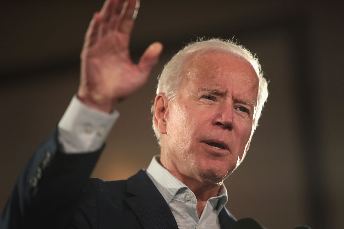 "2020 Democrats: Biden takes ""responsibility"" for role in"