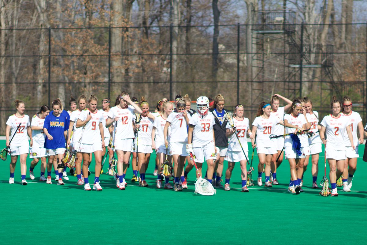 Maryland women's lacrosse had six players unanimously selected to the All-Big Ten team