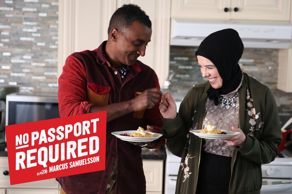 Watch: Marcus Samuelsson on 'No Passport Required,' Episode 1 - Eater
