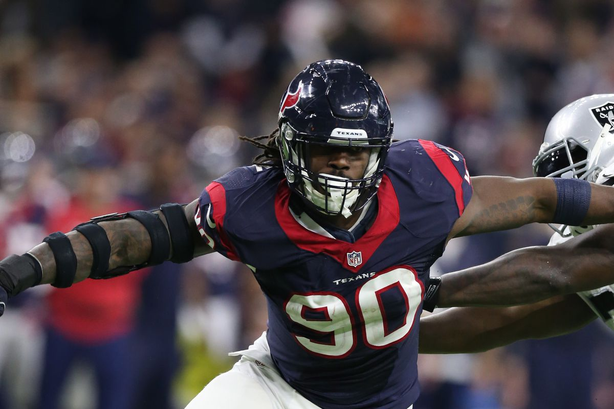 "Jadeveon Clowney ""Playing Everything"" Texans Defense Battle"