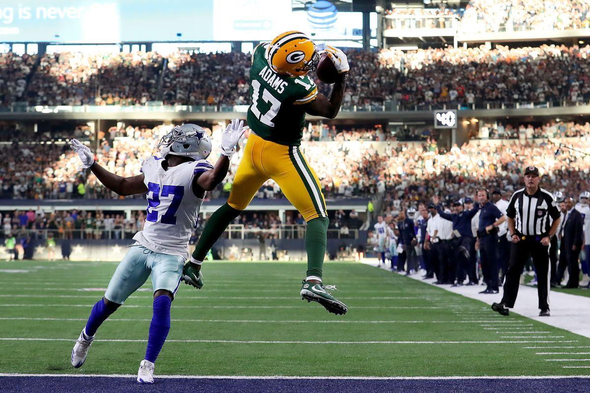 Green Bay Packers v Dallas Cowboy