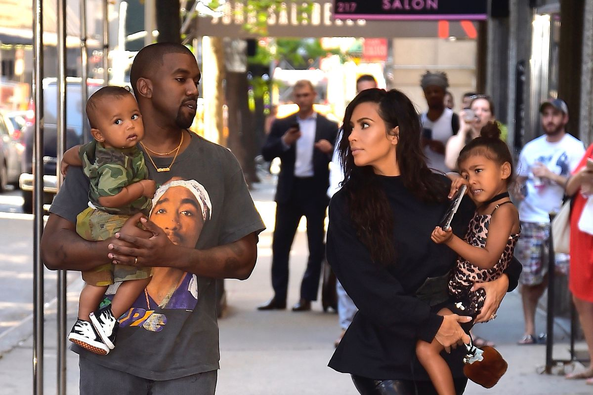 Kardashian, Kardashian's baby, Kanye West, Chicago West