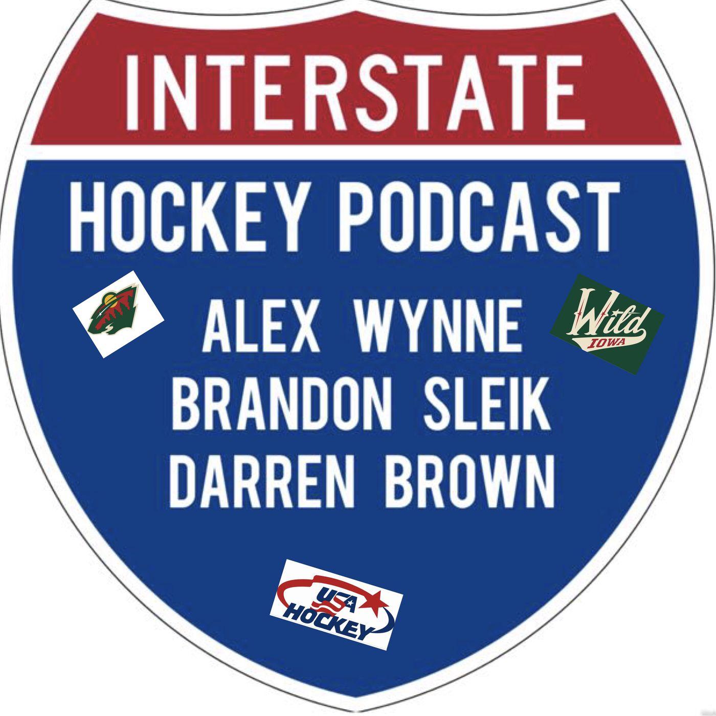 Interstate Hockey Pod Featuring Jamie Hersch Nhl Network And Mike Kelly Tsn Hockey Wilderness