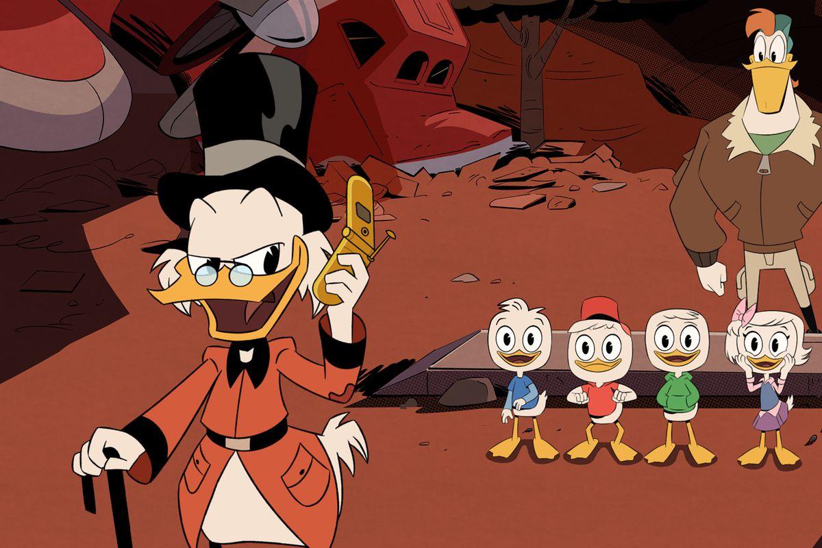 "Disney XD's ""Ducktales"" - Season One"