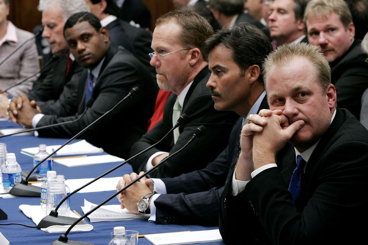 Baseball Stars Testify On Steroid Use Before House Committee