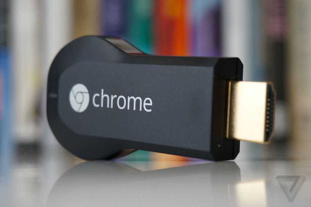 Chromecast dongle 1020