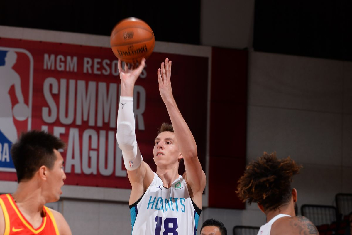 2019 Las Vegas Summer League - China v Charlotte Hornets