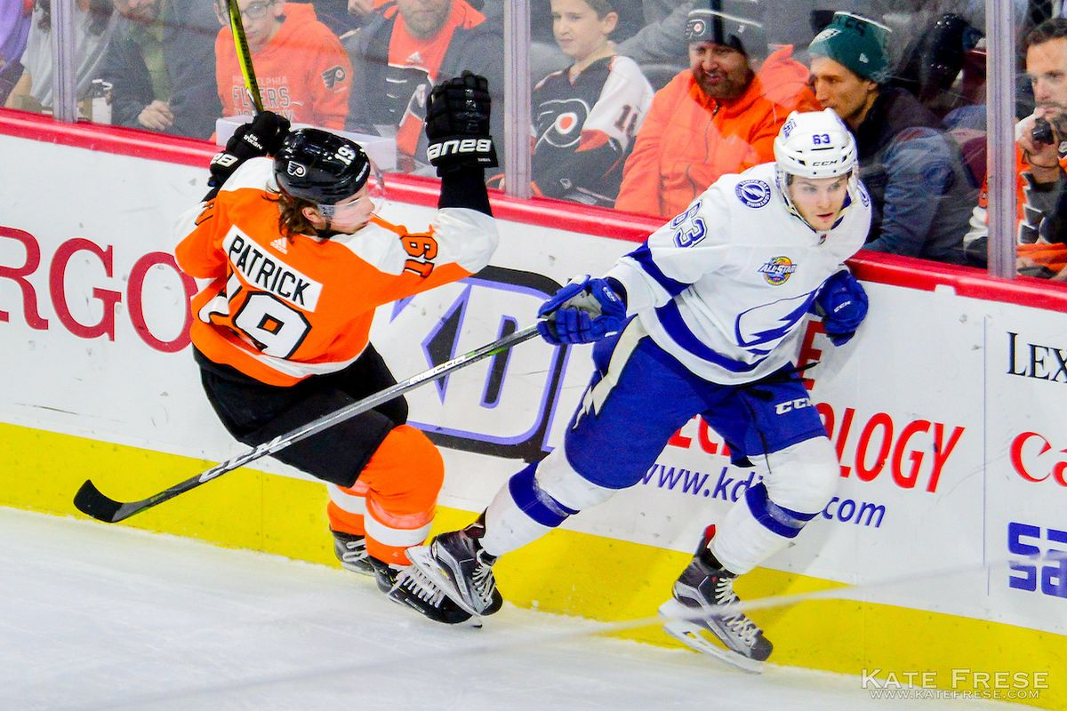flyers vs lightning preview start time lineups tv coverage and