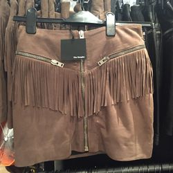Skirt, size small, $60 (from $465)