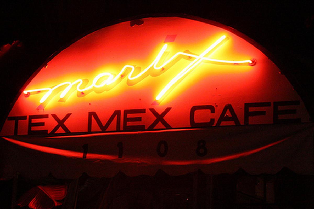 Marix Tex Mex Cafe, WeHo.