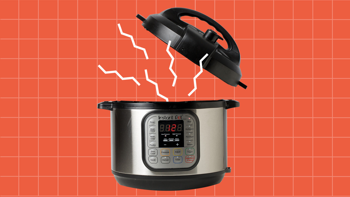woman hates new kitchen Pressure Cooker The Morality Of Home Cooking Vox