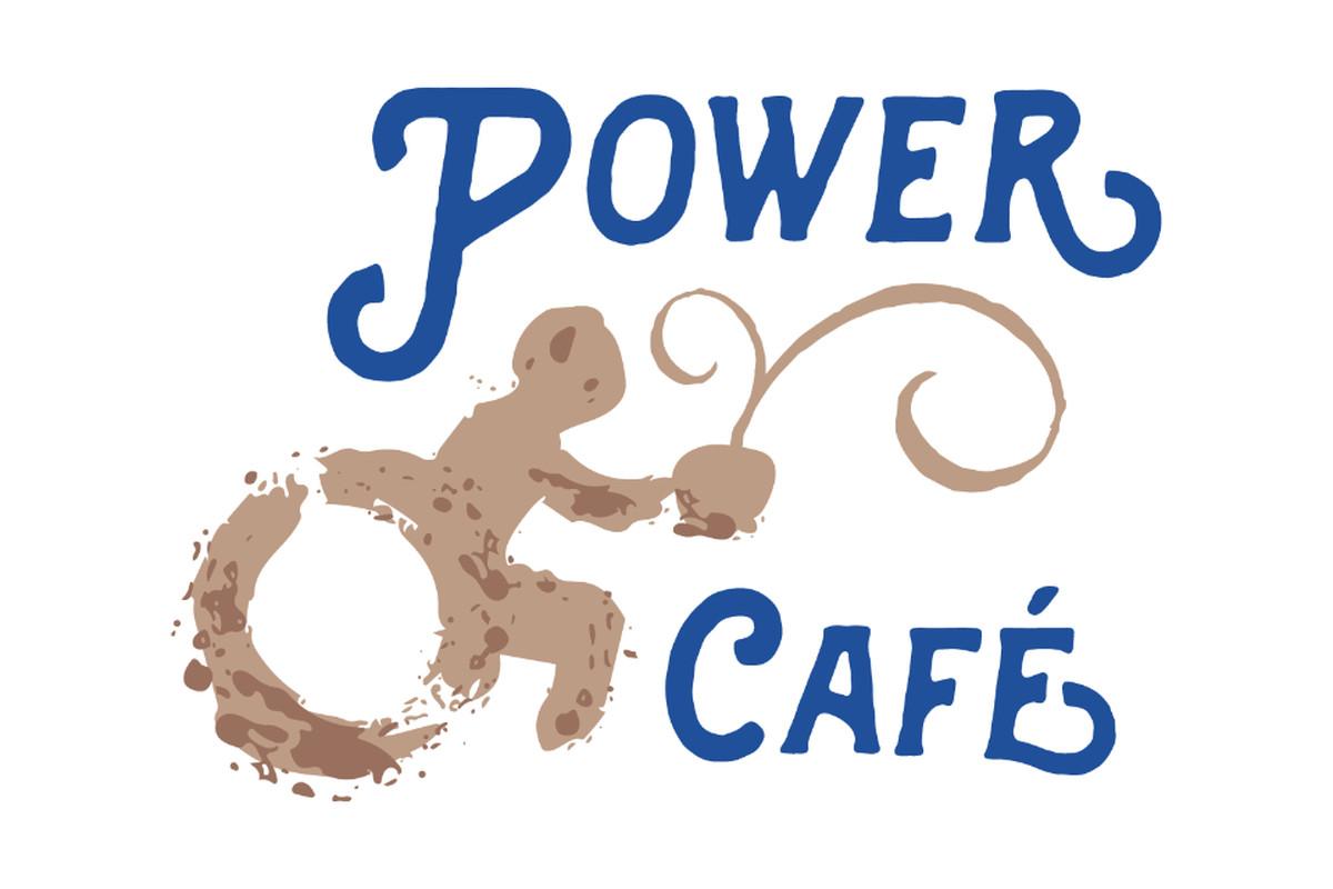 Power Cafe logo