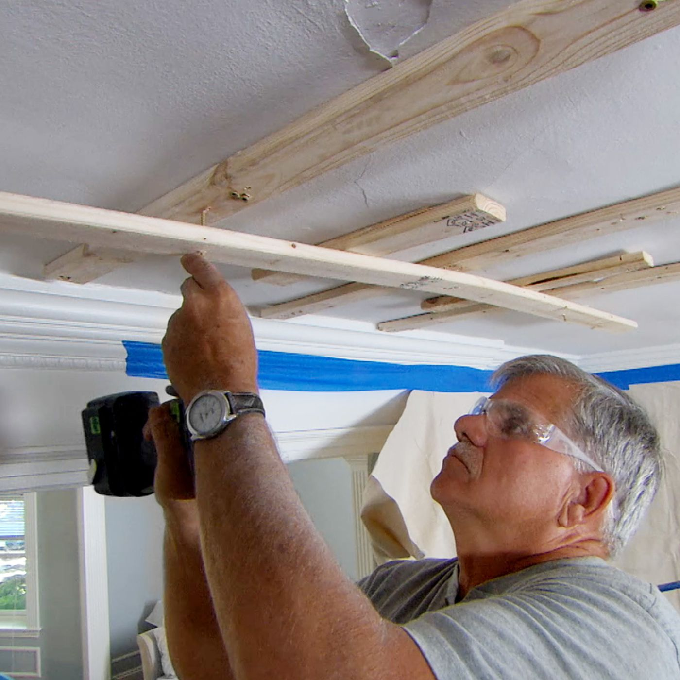 How To Patch A Plaster And Lathe Ceiling This Old House