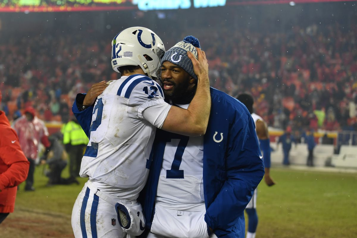 621d53af Colts News: Chris Ballard needs to be blown away to trade Jacoby ...