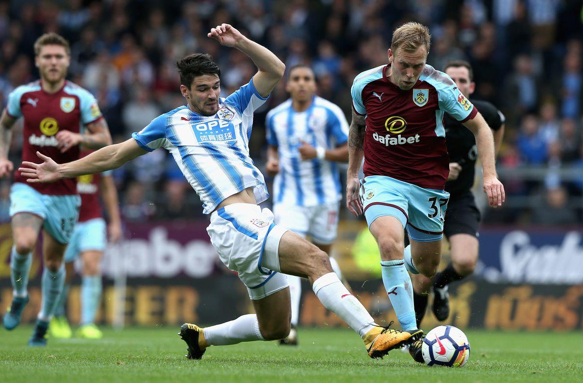 Burnley v Huddersfield Town - Premier League