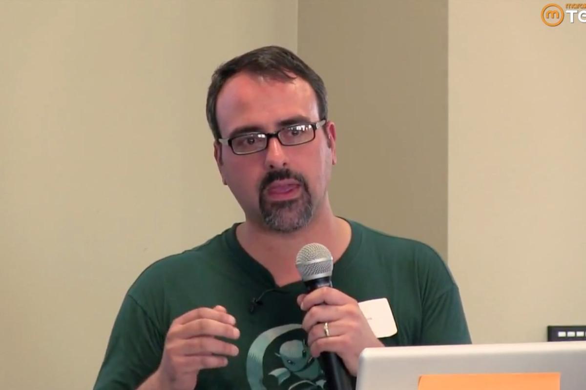 Steve Kondik screencap