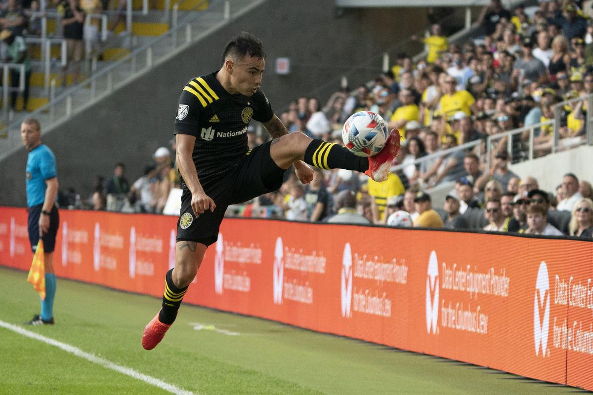 SOCCER: AUG 21 MLS - Seattle Sounders FC at Columbus Crew SC