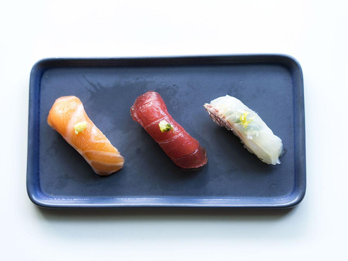 Sushi from Uchi