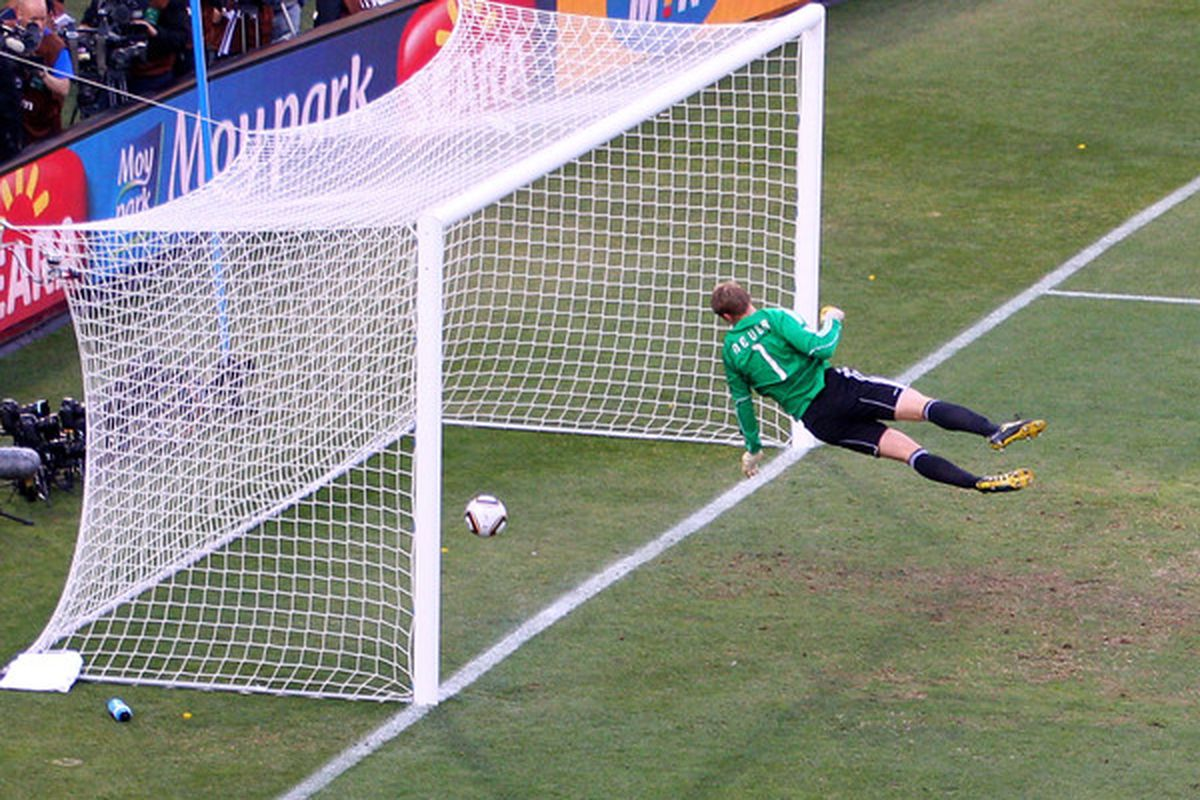 This should not be allowed to happen.  The goal, not the levitation.  Levitation is awesome.