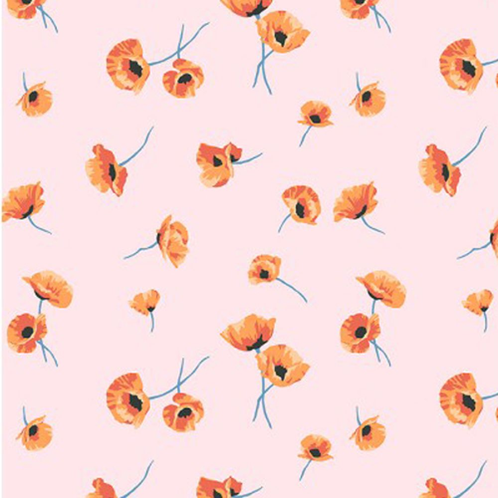 Poppy Wallpaper by Nathan Turner