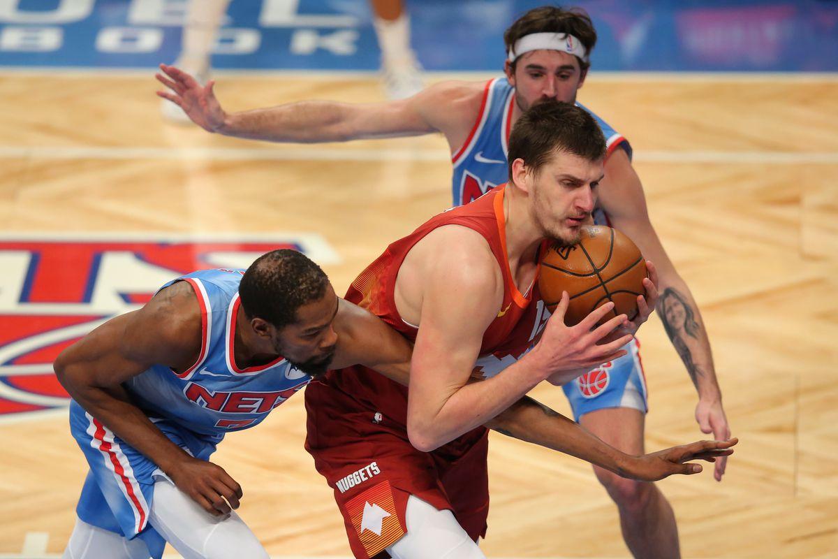 NBA: Denver Nuggets at Brooklyn Nets