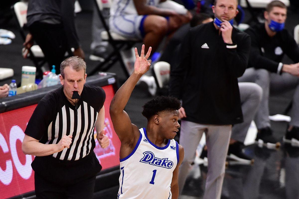 NCAA Basketball: Missouri Valley Conference Tournament-Missouri State vs Drake