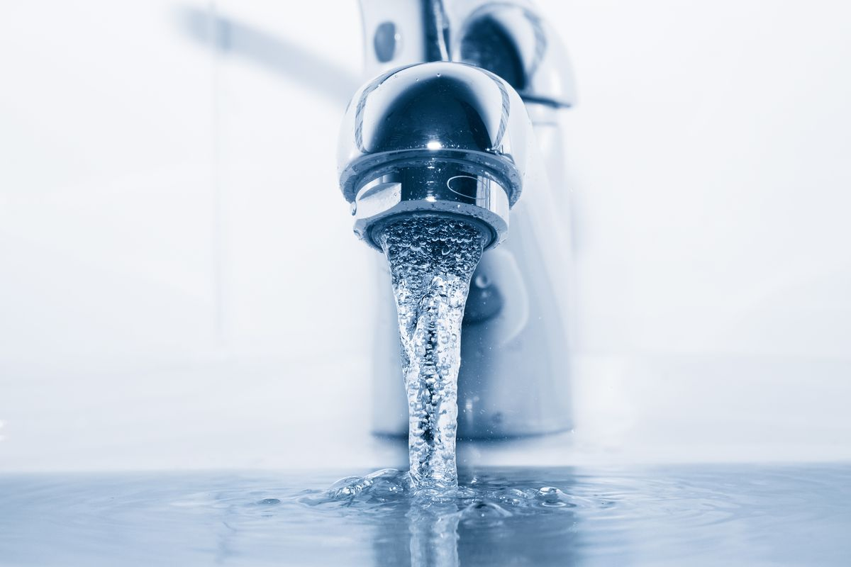 FILE - Officials say initial test results Tuesday show water is safe in the Morgan County town of Mountain Green after someone recently broke into a water tank.
