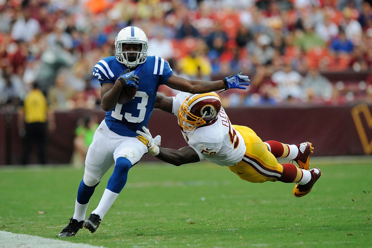 ty hilton injury report T.Y. Hilton Injury Report: Questionable Fantasy Value For Rookie ...